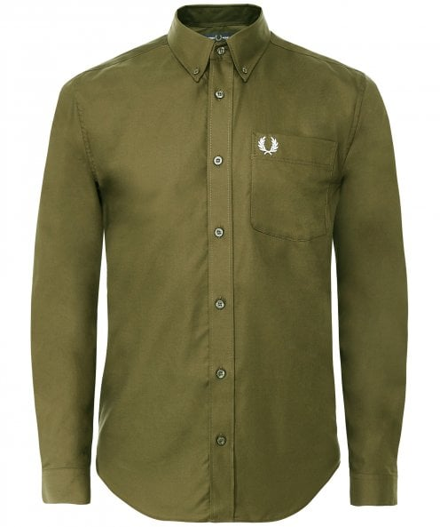Fred Perry Oxford Shirt M7550 G78