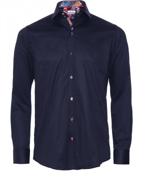 Guide London Stretch Slim Fit Shirt