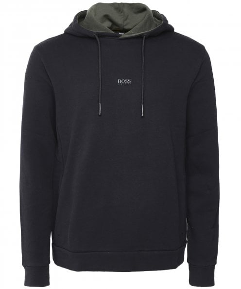 BOSS Recycled Cotton WMac Hoodie