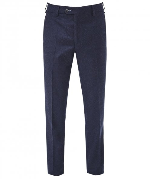MMX Slim Fit Cashmere Blend Lupus Trousers