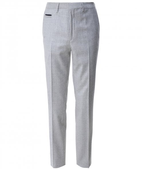 BOSS Extra Slim Fit Virgin Wool Wilhelm4 Trousers