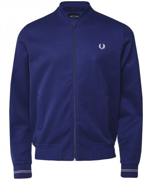 Fred Perry Bomber Neck Track Jacket J7502 126