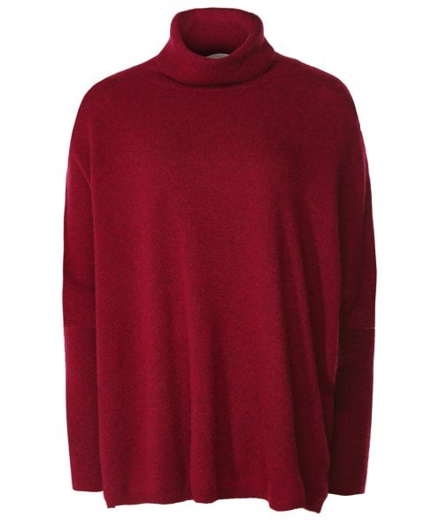 Absolut Cashmere Cashmere Oversized Roll Neck Clara Jumper