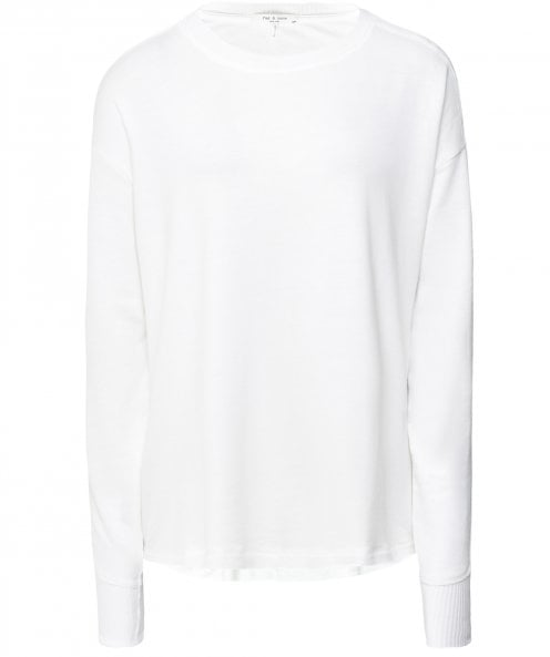 Rag and Bone Townes Long Sleeve Top