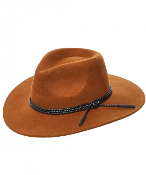 Bailey Piston Fedora Hat