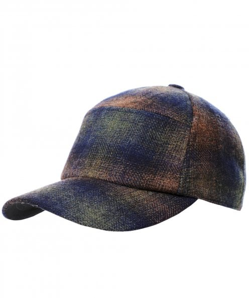 Bailey Plaid Bernick Baseball Cap