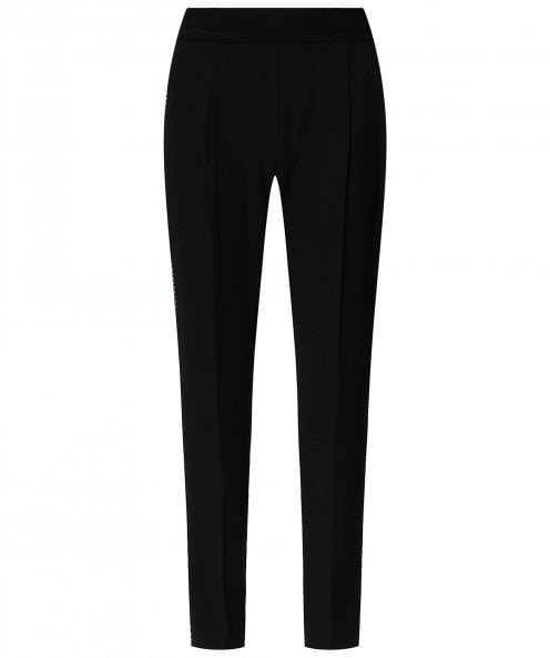Tommy Hilfiger Tattiana Pull On Crepe Trousers