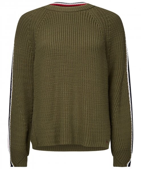 Tommy Hilfiger Essential Chunky Knit Jumper