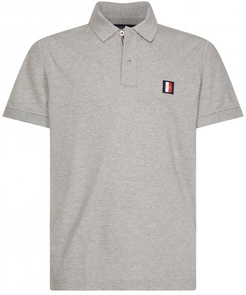 Tommy Hilfiger Regular Fit Icons Monogram Polo Shirt