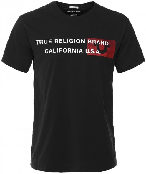 True Religion Crew Neck California T-Shirt