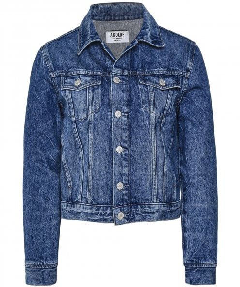 AGOLDE Vivian Denim Jacket