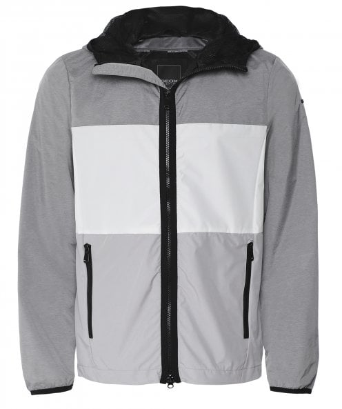 Geox Water-Repellent Grecale Jacket