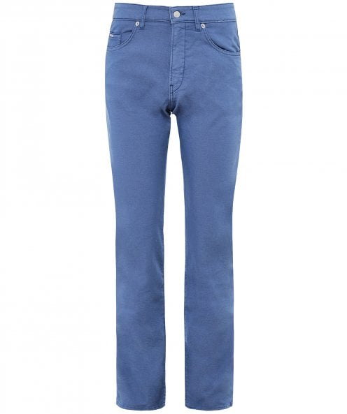 BOSS Slim Fit French Terry Delaware3-10-20 Jeans