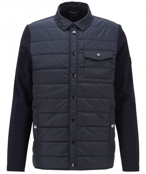 BOSS Quilted Sigmon 03 Jacket