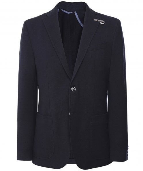 Baldessarini Virgin Wool Blend Seba-1 Blazer
