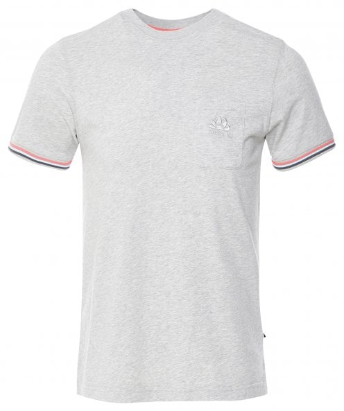 Tipped Cuffs Finn T-Shirt