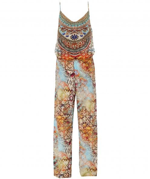 Inoa Arizona Silk Jumpsuit