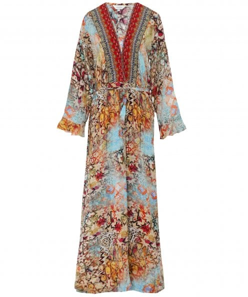 Inoa Arizona Luxe Silk Robe