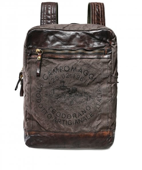Campomaggi Canvas Backpack