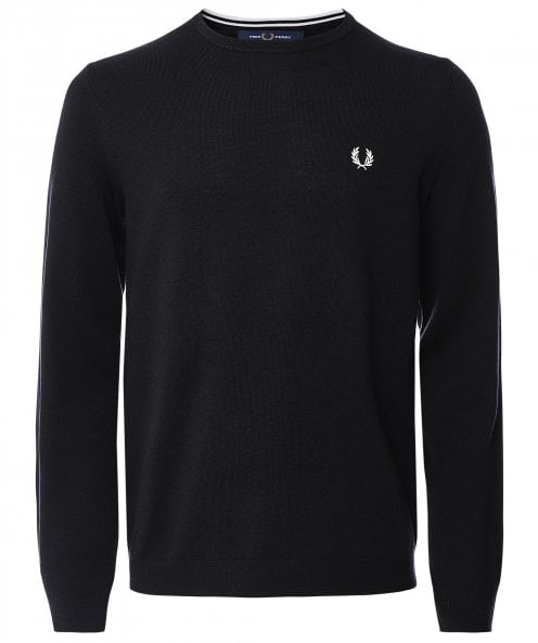 Fred Perry Classic Crew Neck Jumper K9601