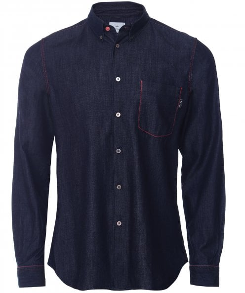 Paul Smith Tailored Fit Denim Shirt