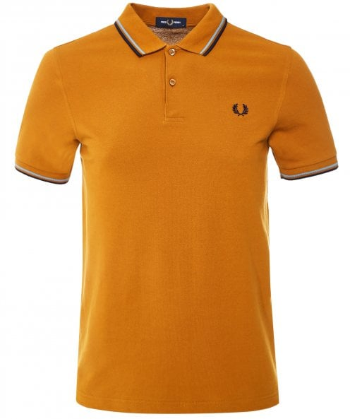 Fred Perry Twin Tipped Polo Shirt M3600 644