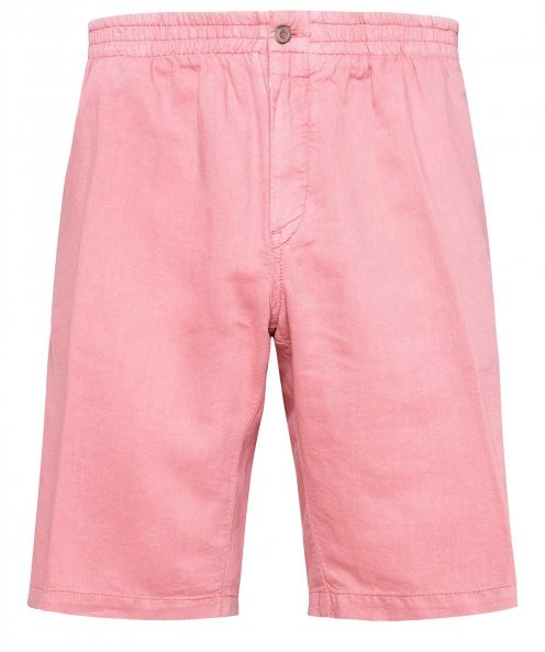 Hackett Cotton Linen Beach Shorts