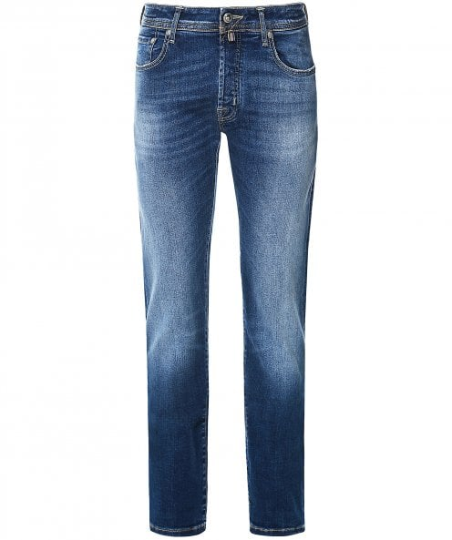 Jacob Cohen Limited Edition 688 Slim Fit Comfort Jeans