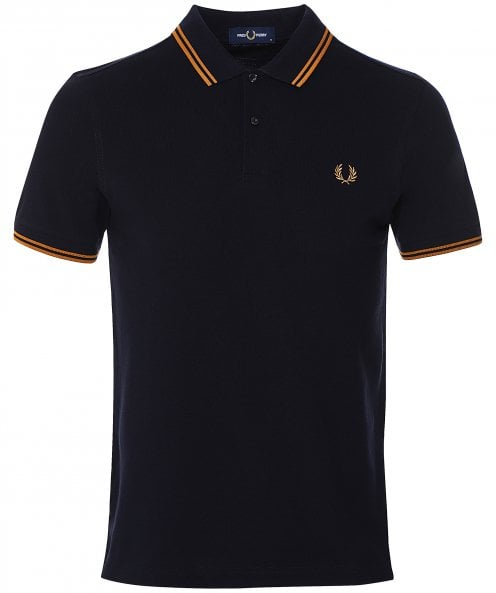 Fred Perry Twin Tipped Polo Shirt M3600 M68