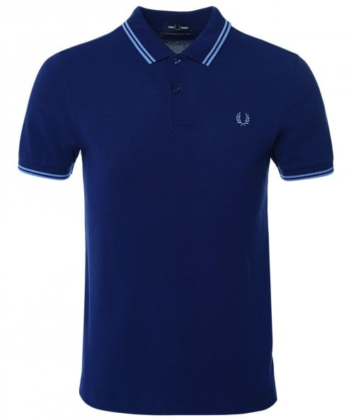 Fred Perry Twin Tipped Polo Shirt M3600 352