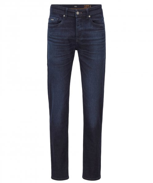 BOSS Tapered Fit Taber BC-P Jeans