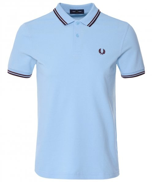 Fred Perry Twin Tipped Polo Shirt M3600 N45