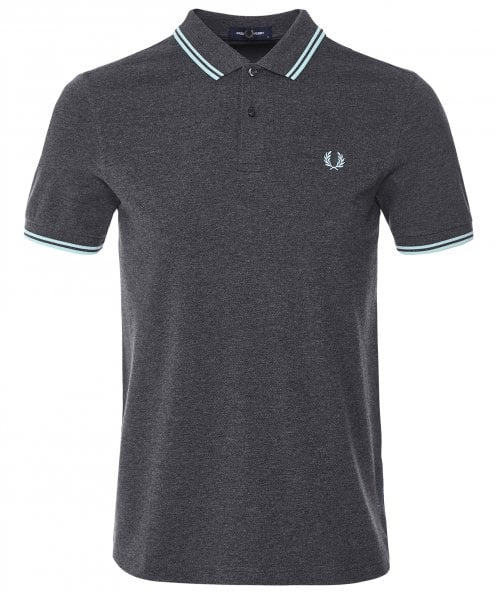 Fred Perry Twin Tipped Polo Shirt M3600 N49