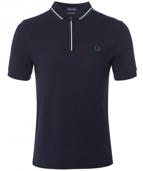Fred Perry Tipped Placket Polo Shirt M8559 248