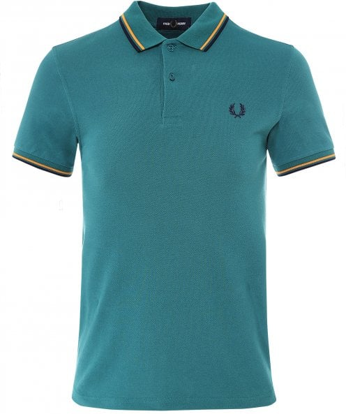 Fred Perry Twin Tipped Polo Shirt M3600 L24