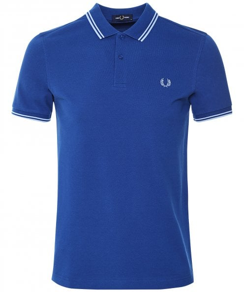 Fred Perry Twin Tipped Polo Shirt M3600 955