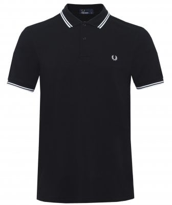50edeb9a1 Twin Tipped M3600 Polo Shirt · Fred Perry Twin Tipped M3600 Polo Shirt